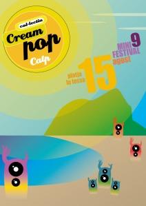 Creampop Calp 2014