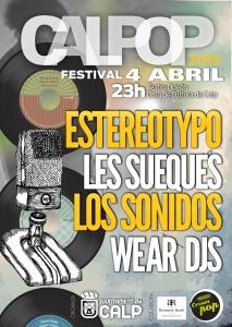 Estereotypo, Les Sueques, Los Sonidos, We Are DJ's sonaran a la platja de Calp